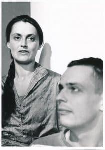 Bild von Elisabeth Flunger und Hannes Löschel, 1994