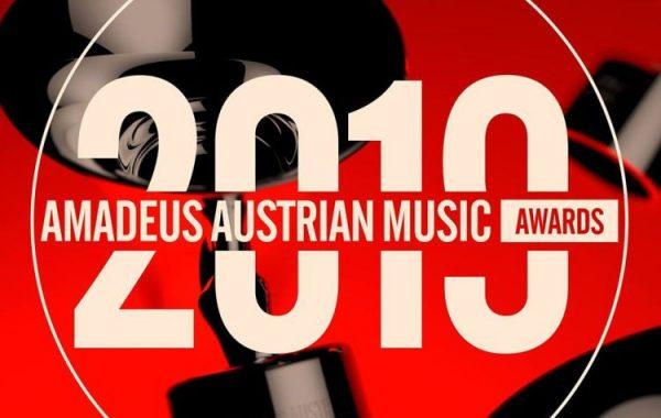 AMADEUS AUSTRIAN MUSIC AWARDS 2019: DIE NOMINIERTEN STEHEN FEST