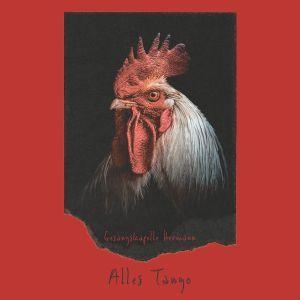 Albumcover Alles Tango