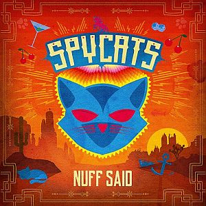 Albumcover Nuff Said