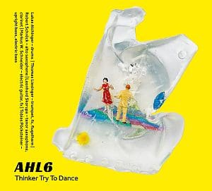 Albumcover Thinker Try To Dance