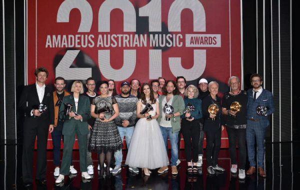 DIE GEWINNERINNEN UND GEWINNER DER AMADEUS AUSTRIAN MUSIC AWARDS 2019