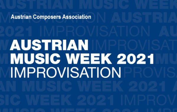 AUSTRIAN MUSIC WEEK 2021