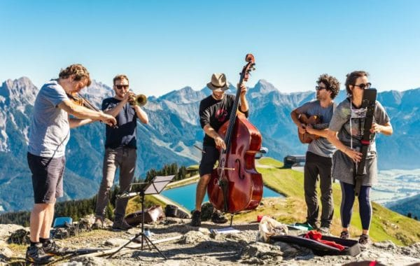 41. INT. JAZZFESTIVAL SAALFELDEN – Jazz in den Bergen
