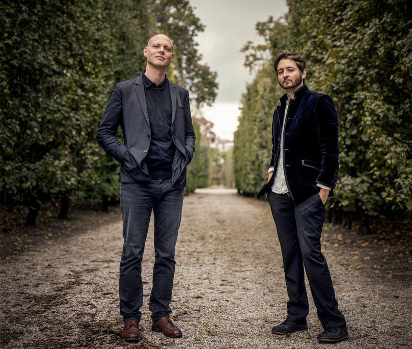 Bild Jörg Leichtfried & Dominik Fuss