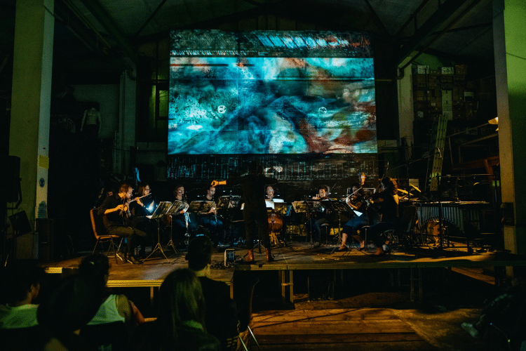 Bild Black Page Orchestra