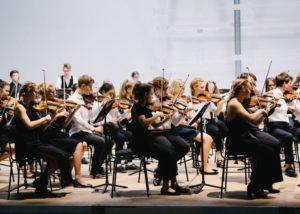 Bild OrchesterCamp