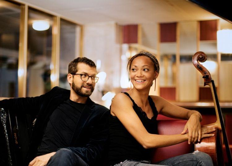 Bild Christian Bakanic und Marie Spaemann