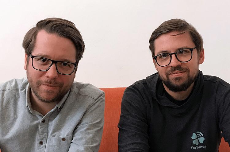 Christoph Muck, Florian Richling (c) ForTunes