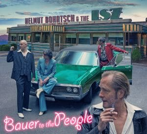 Cover Bauer to the People