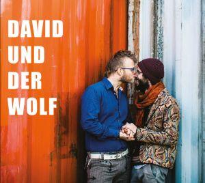 Cover David und der Wolf