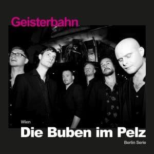 Cover Geisterbahn