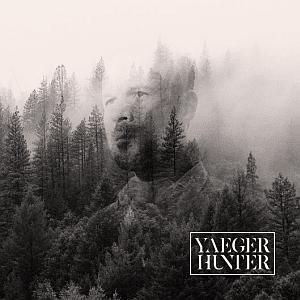 "Albumcover ""Hunter"" des Posaunisten Philip Yaeger"
