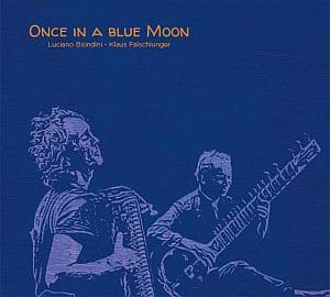 Cover Once in a Blue Moon