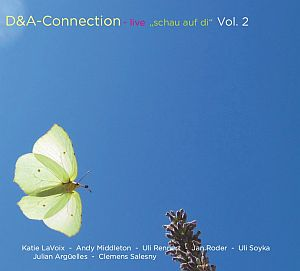 """Cover """"schau auf di Vol. 2"""""""