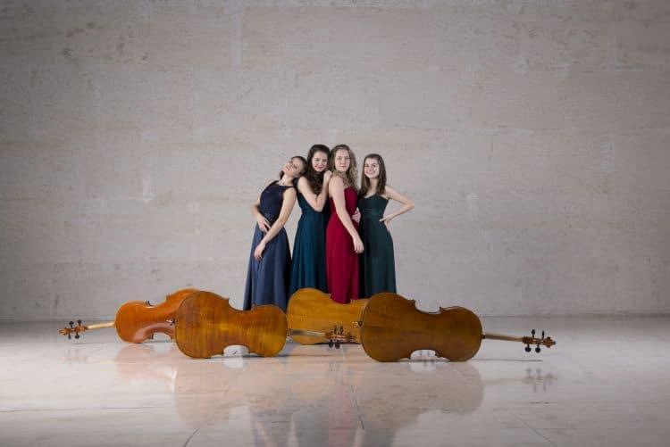 Bild Die Kolophonistinnen