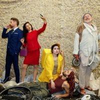 Die Überflüssigen. Eine Operngroteske von Alexander Kukelka (c) Barbara Palffy