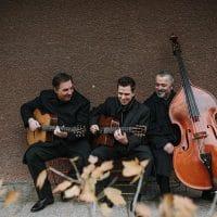 Bild Diknu Schneeberger Trio