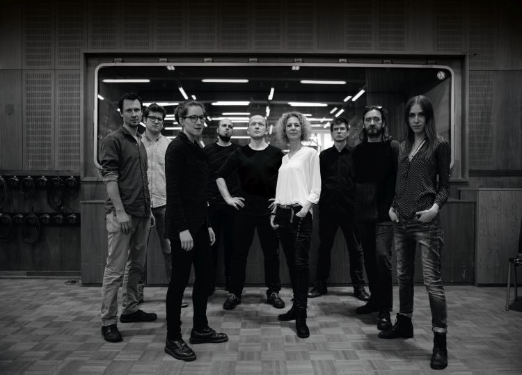 Bild Gina Schwarz & Band