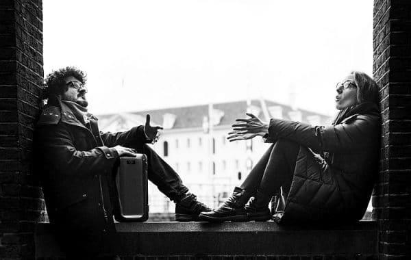 """SOPHIE HASSFURTHER & OĞUZ BÜYÜKBERBER – """"Mind Like Water"""""""