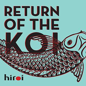 "Cover ""Return Of The Koi"""