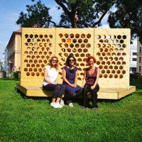 Bild Humming Room, Elisabeth Harnik, Jamilla Balint, Milena Stavric