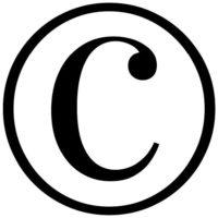 Bild Copyrightzeichen