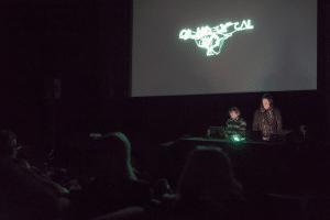"Jerobeam Fenderson & Hansi 3D ""Oscilloscope Music"" (c) Ales Rosa"