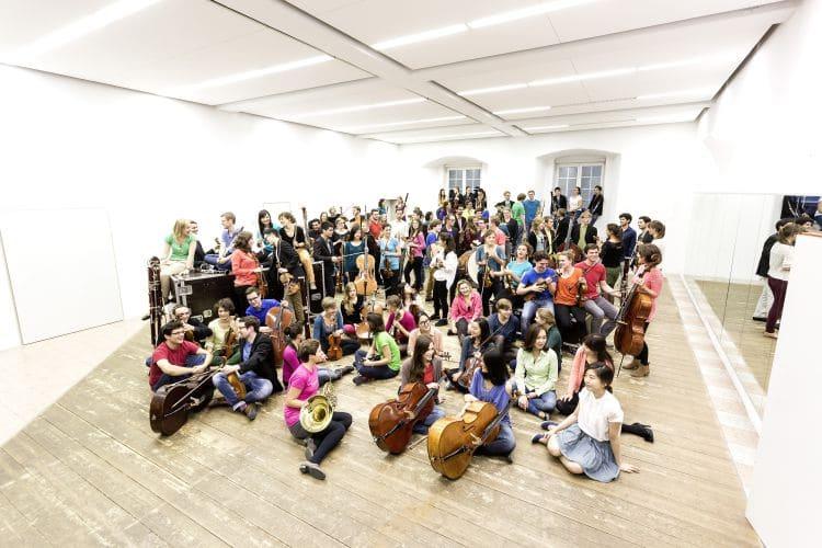 Bild Junge Deutsche Philharmonie
