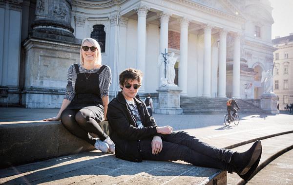 """""""Über Musik reden 'müssen' und dabei Freunde werden – das Schönste auf der Welt"""" –  KATHARINA SEIDLER und NINO MANDL, das diesjährige POPFEST-Kuratorenteam, im mica-Interview"""