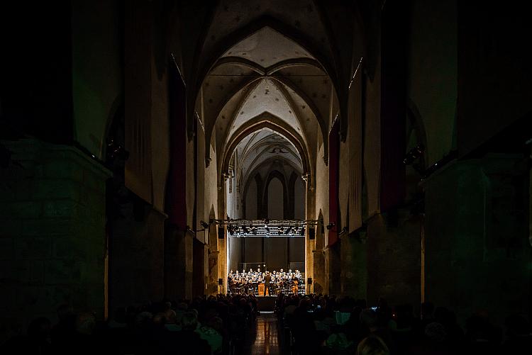 Bild Klangraum Krems Minoritenkirche