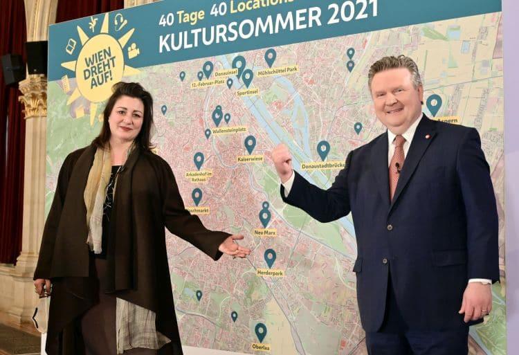 Kultursommer 2021, Bürgermeister Ludwig