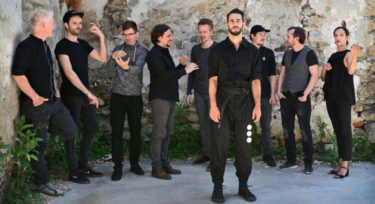 Bild Manu Delago Ensemble