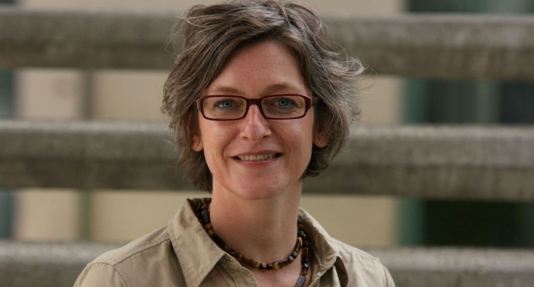 Hier sollte eine Bild von Marie-Therese Rudolph stehen (c) Veronika Grossberger