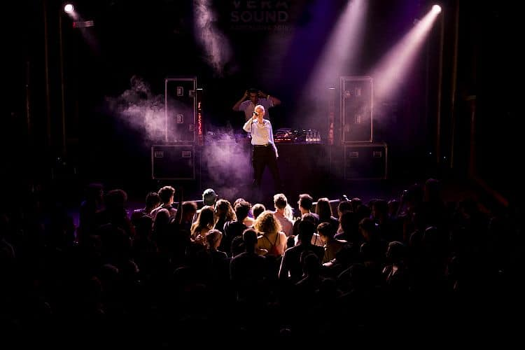 Bild Mavi Phoenix live at Apolo