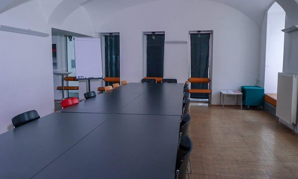 Mica Seminarraum