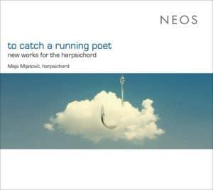 """Maja Mijatovic: """"to catch a running poet"""", erscheint im Mai 2019 bei NEOS"""