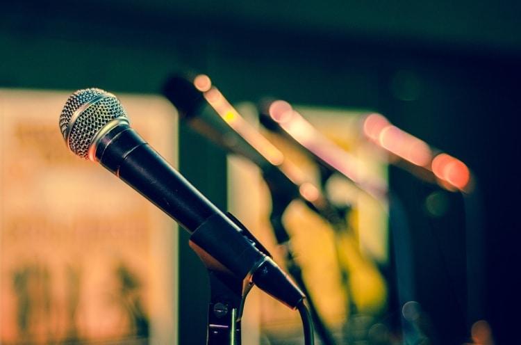 Mikrofon (c) Pixabay