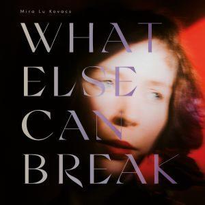 Albumcover What Else Can Break