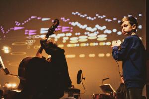 Music:Eyes - Live-Anwendung (c) Simon Petrat
