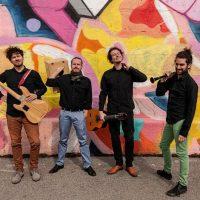 Bild Oscar Antoli Quartet