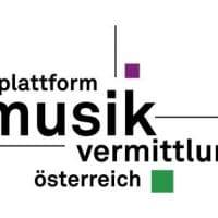 Das Logo der Plattform Musikvermittlung