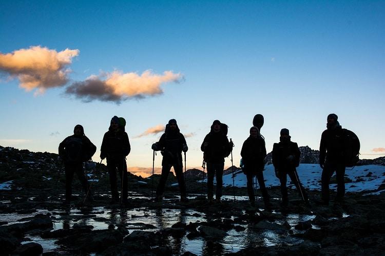 Bild Parasol Peak Ensemble