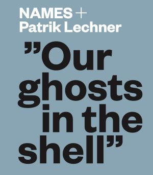 Plakat Our ghosts in the shell