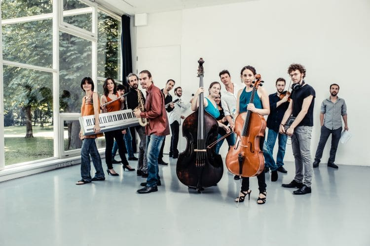Bild Schallfeld Ensemble