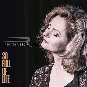 "Albumcover ""So Full Of Life"""