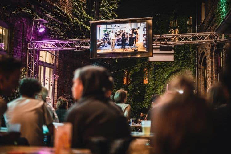 Bild Waves Vienna 2020 Public Viewing