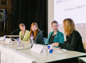 "Waves Vienna Conference 2019: ""Women in Live Music Production"" (c) Matthias Schuch"