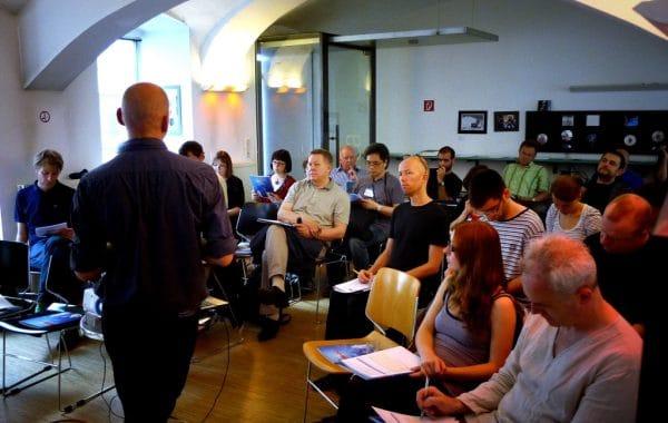 Vierteilige Workshopreihe der Kulturvernetzung NÖ in Kooperation mit mica – music austria