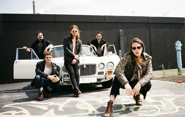 """""""Vielleicht sind wir die ärgste Noise-Gitarrenband, die es in dieser Szene zurzeit gibt"""" – :AEXATTACK im mica-Interview"""